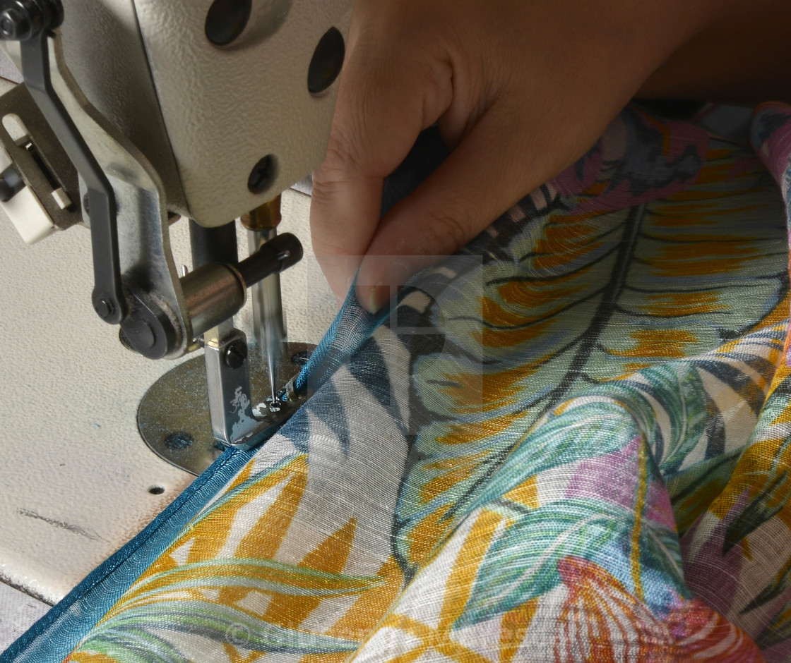"""Sewing"" stock image"