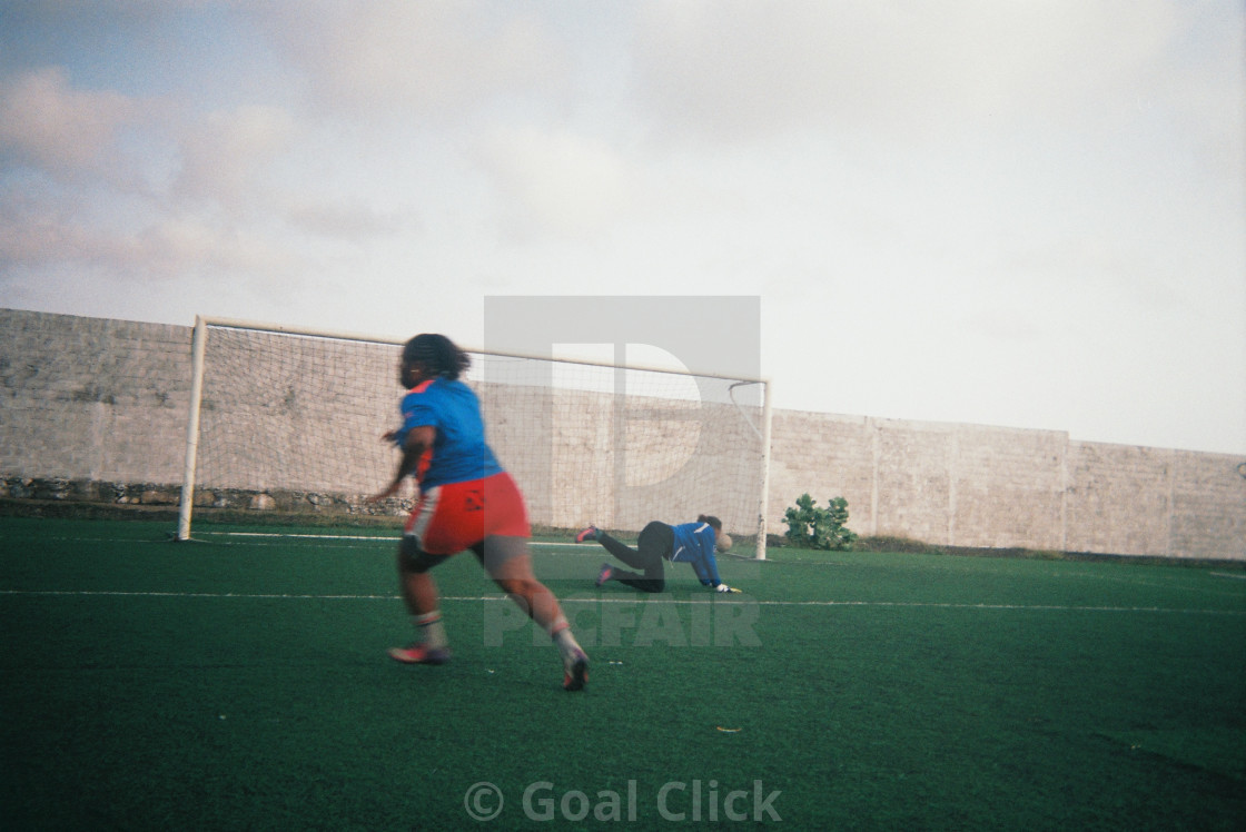 """Training goal"" stock image"
