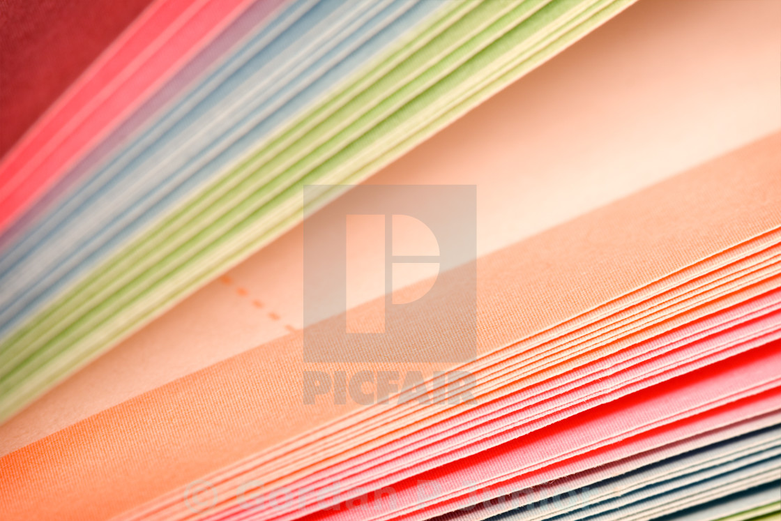 """""""Notebook Abstract"""" stock image"""