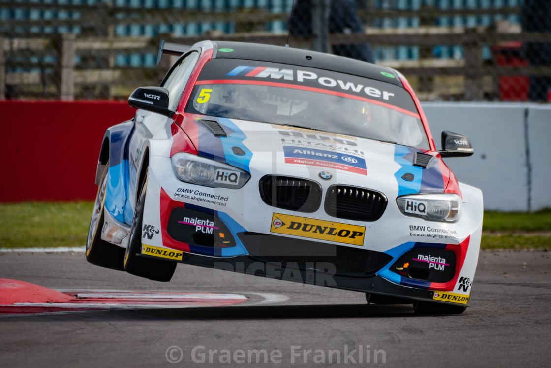 Rob Collard In The Wsr Bmw 1 Series License For 18 60 On Picfair