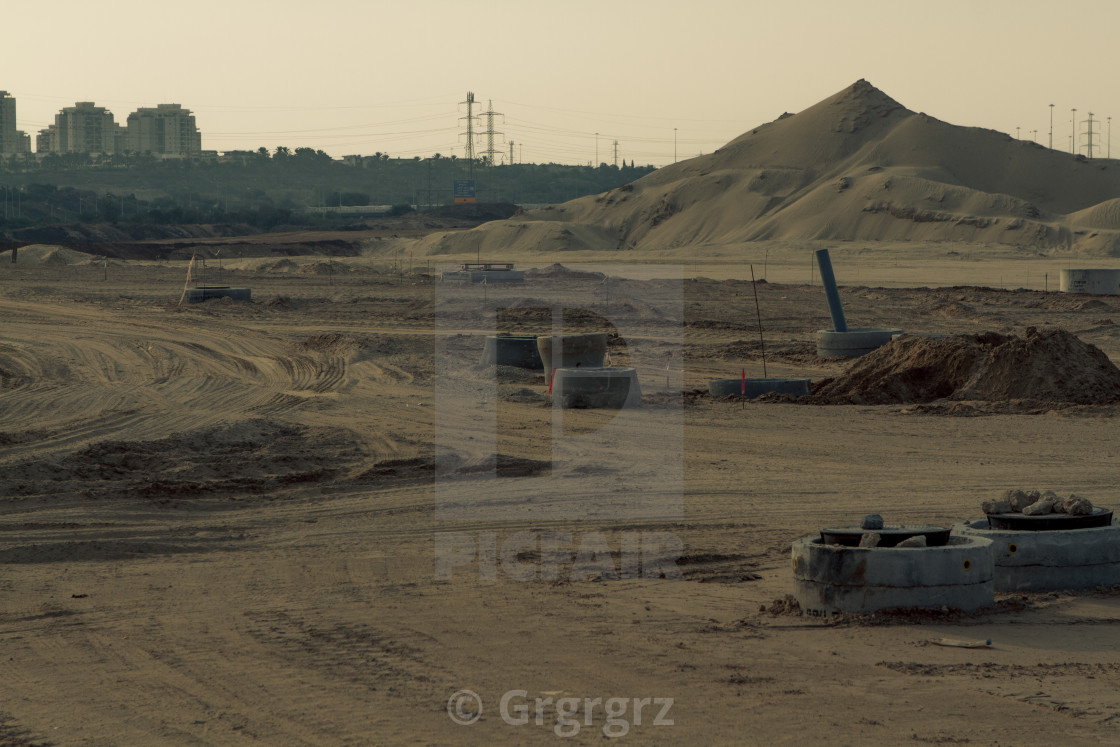 """No Dunes"" stock image"