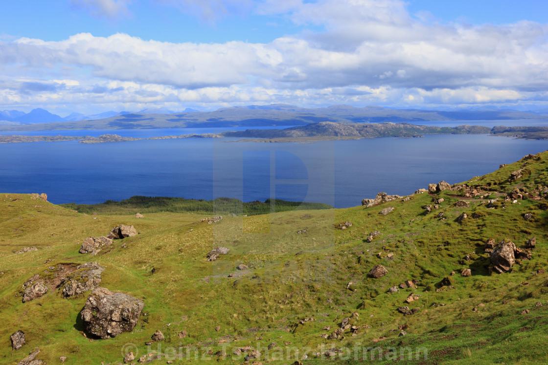 Scotland, the Inner Hebrides, Isle of Skye, Trotternish peninsula