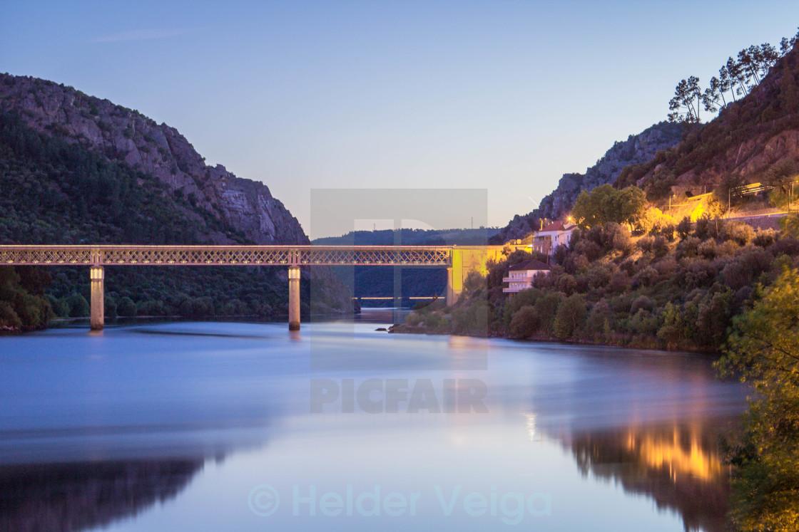 """""""Bridge"""" stock image"""