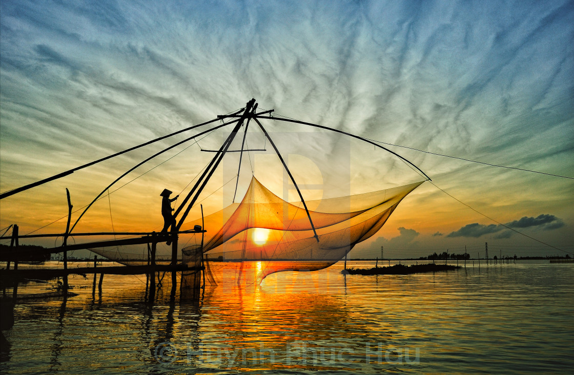 """Catch the sun (3)"" stock image"