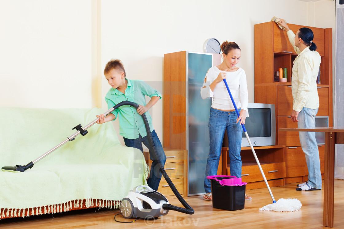 Уборка квартиры картинки для школьников