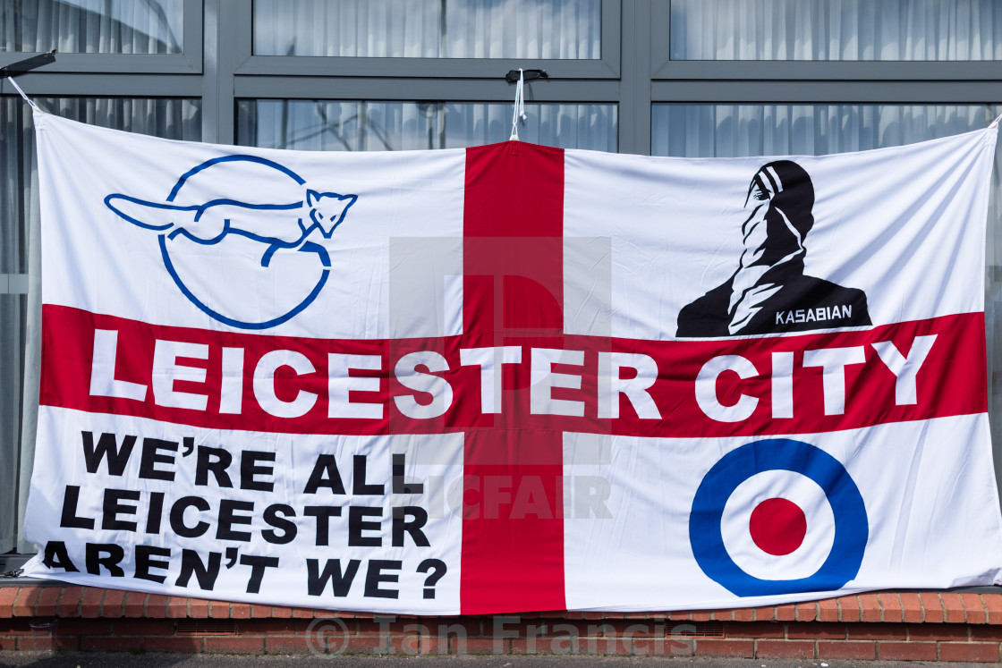 """Leicester City Football Club ."" stock image"