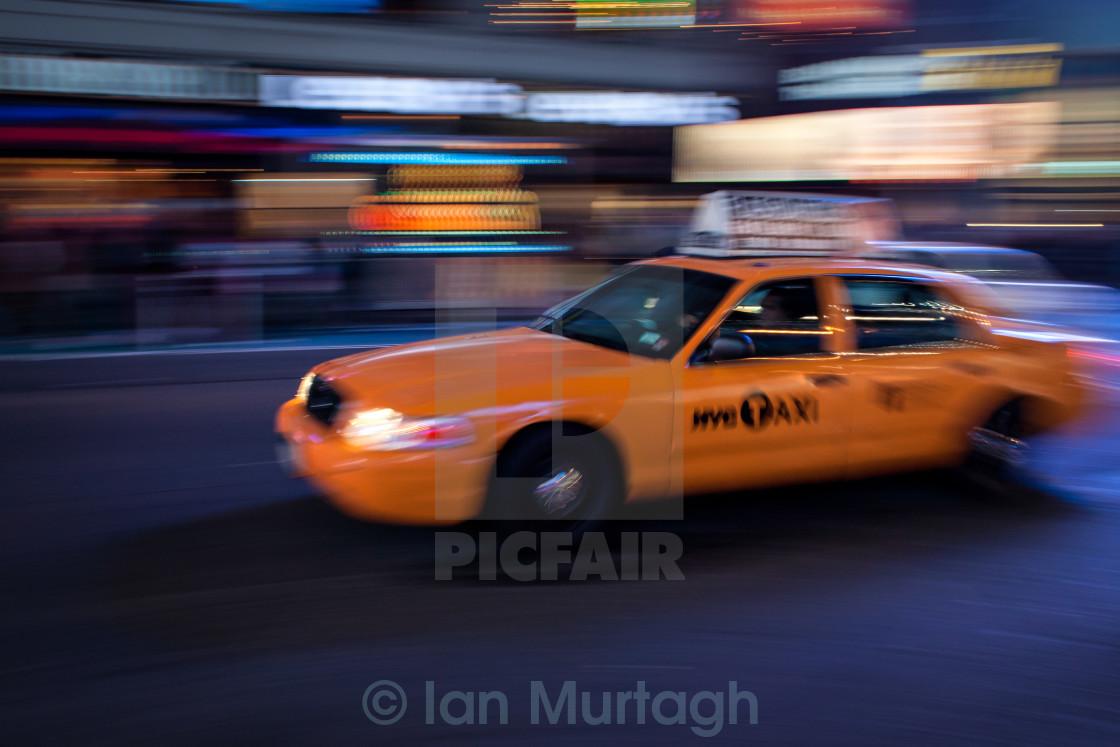 """""""Yellow Rush"""" stock image"""