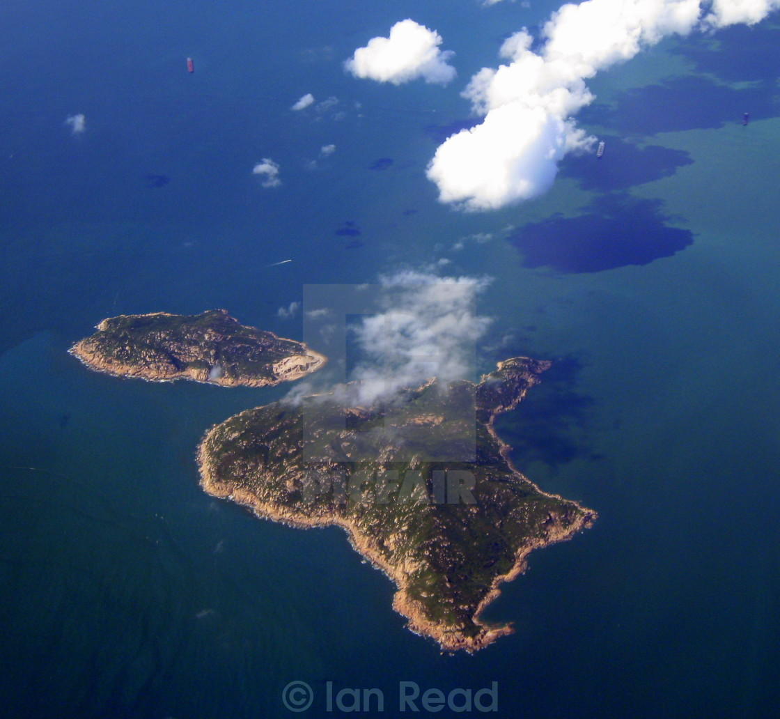 """""""Remote Asian Islands"""" stock image"""