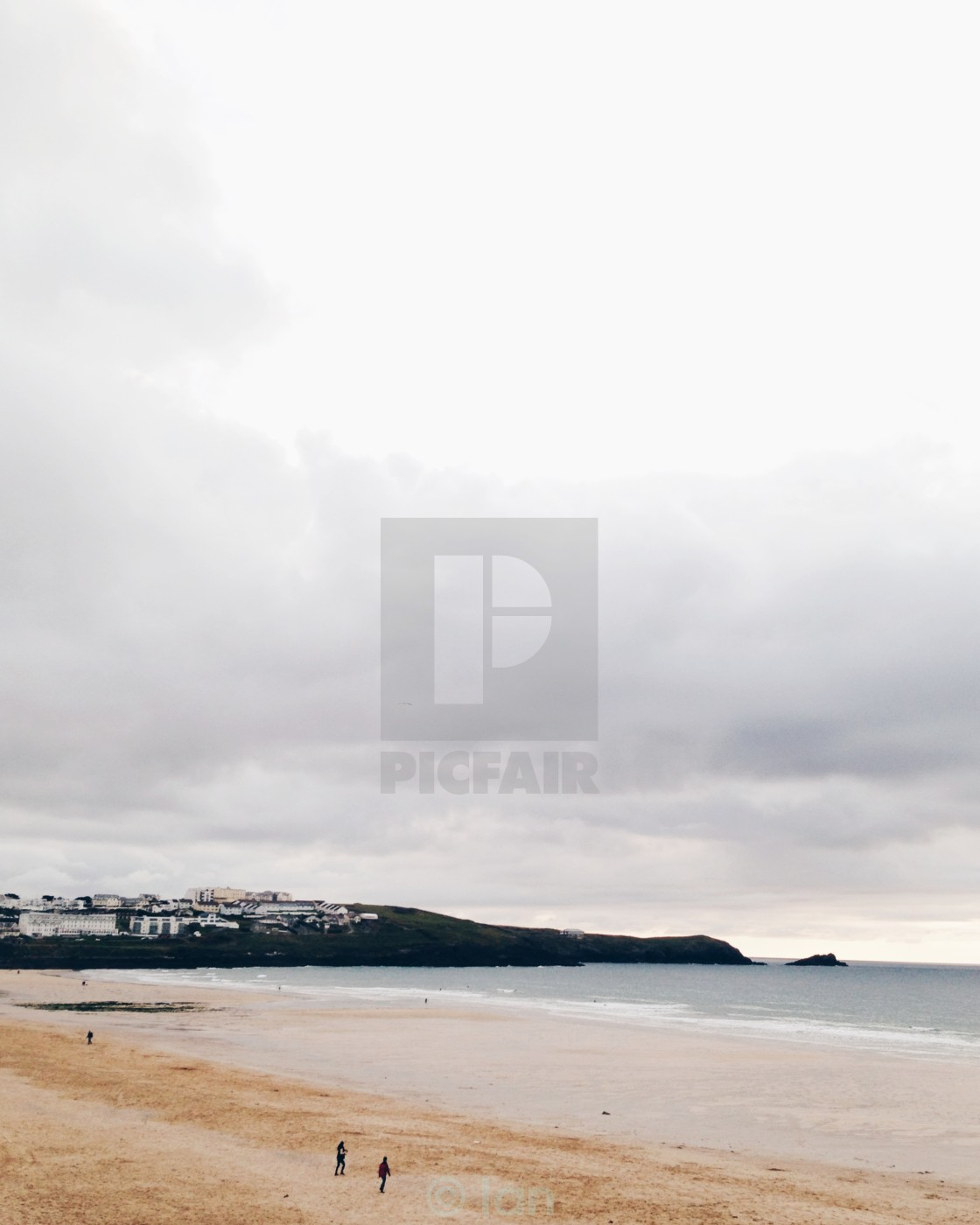 """""""South Fistral"""" stock image"""