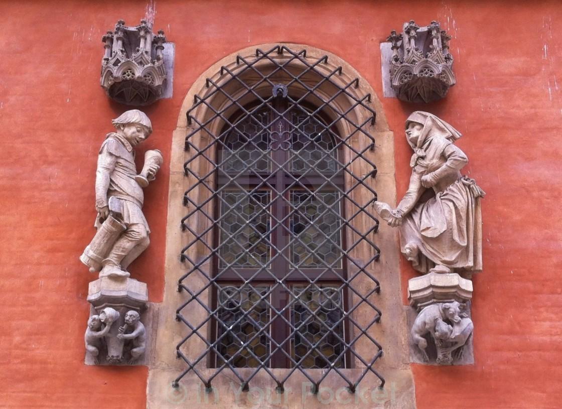 """Wrocław Town Hall"" stock image"