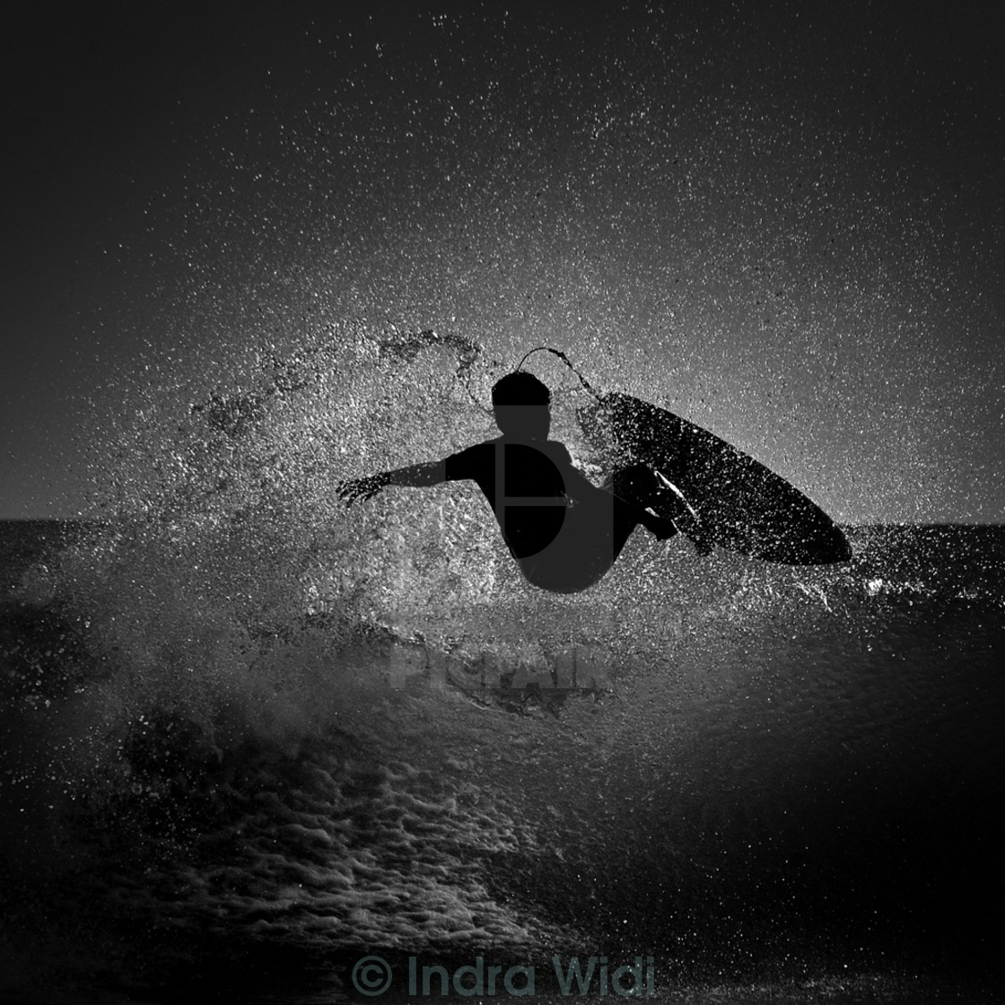 """eye surf"" stock image"