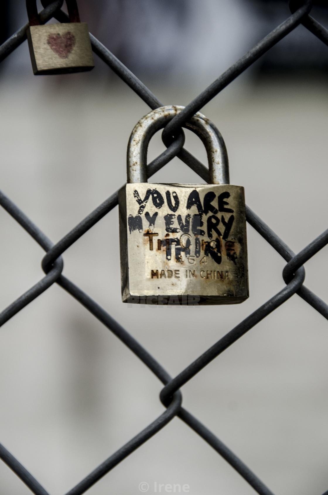 """lock"" stock image"