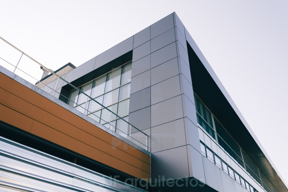 """Office building"" stock image"