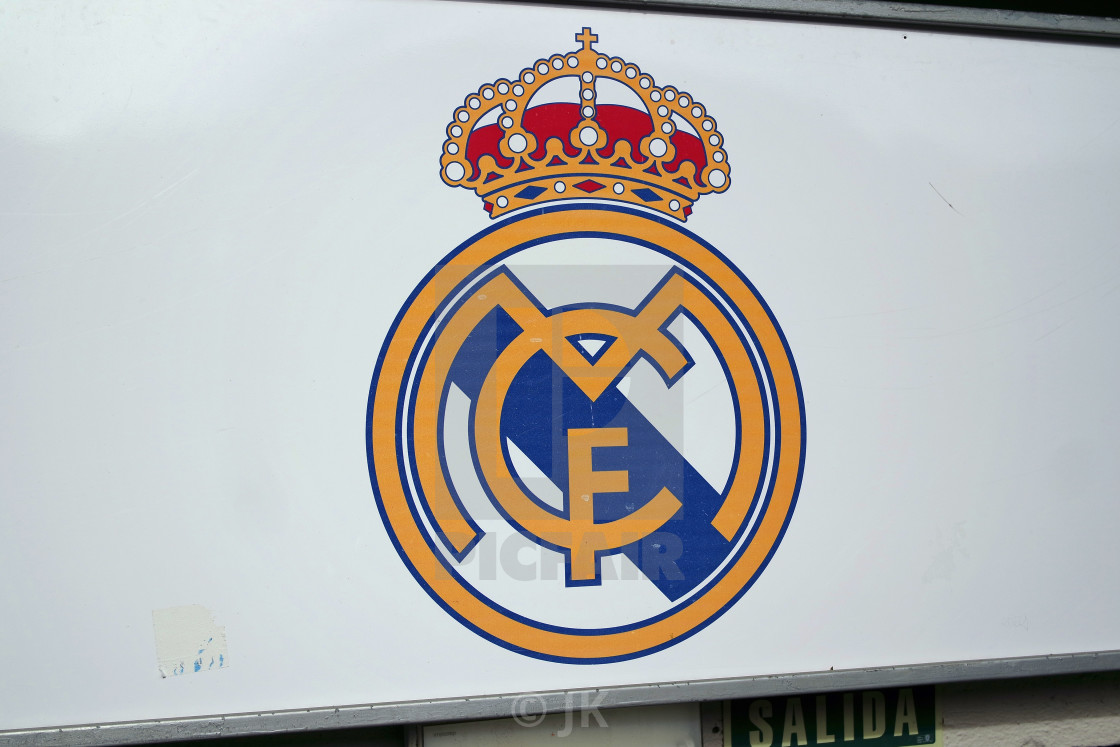 Santiago Bernabeu Stadion Real Madrid Madrid License Download Or Print For 12 40 Photos Picfair