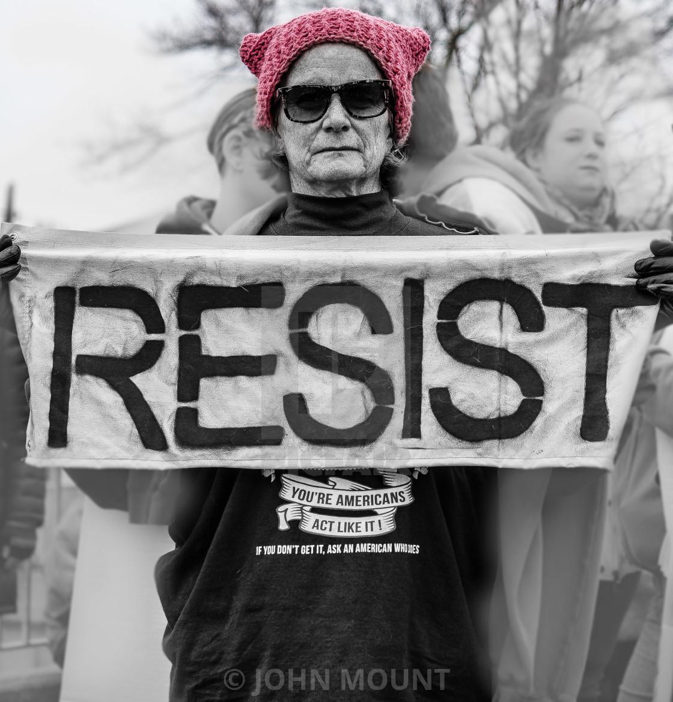 MILLION WOMAN MARCH, ASBURY PARK NJ