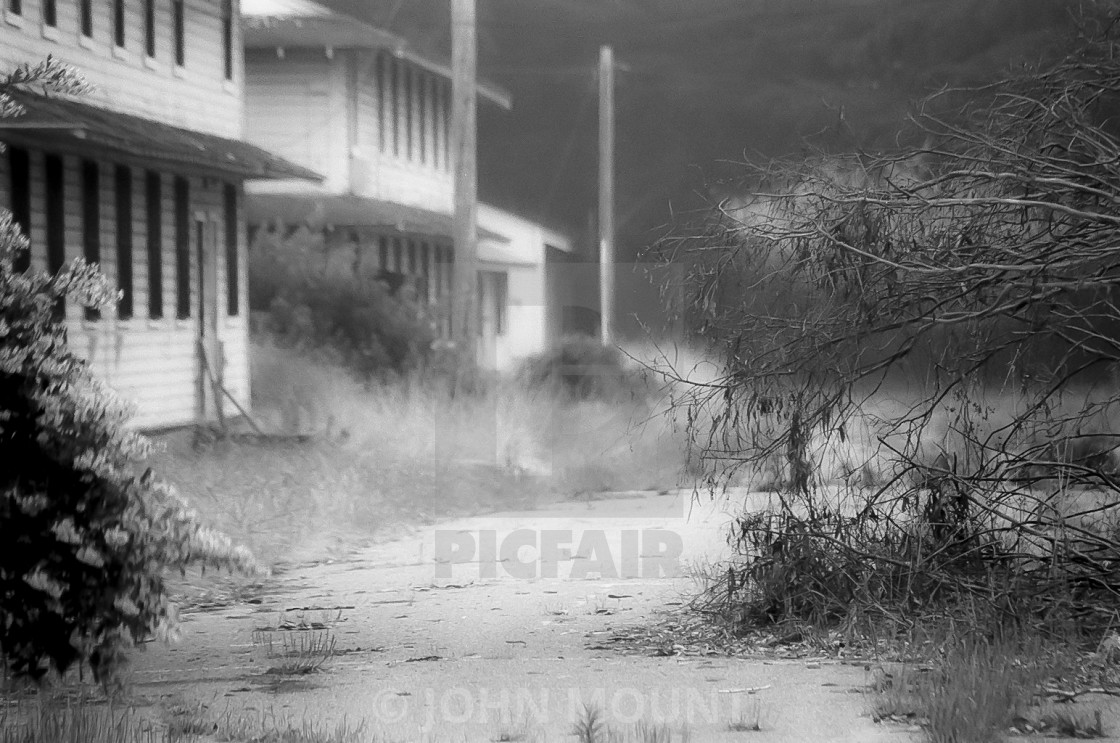 """""""Fort Ord"""" stock image"""