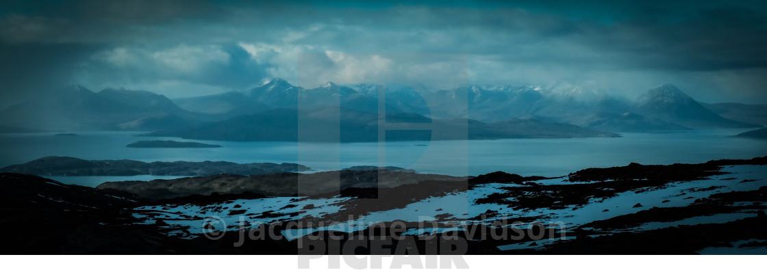 """Summit"" stock image"