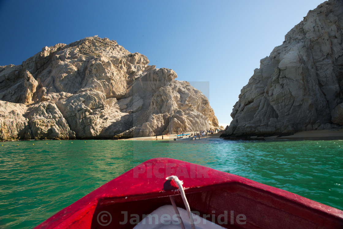 """Mexico sailing"" stock image"