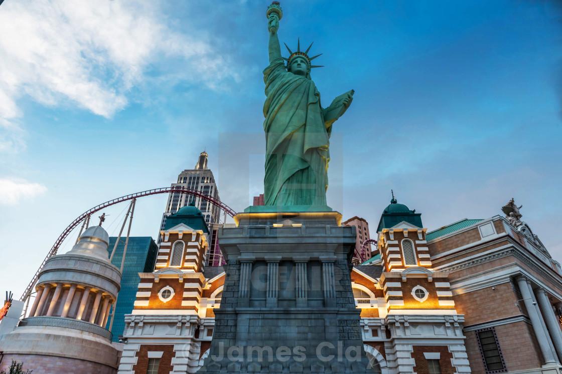 """New York, New York"" stock image"