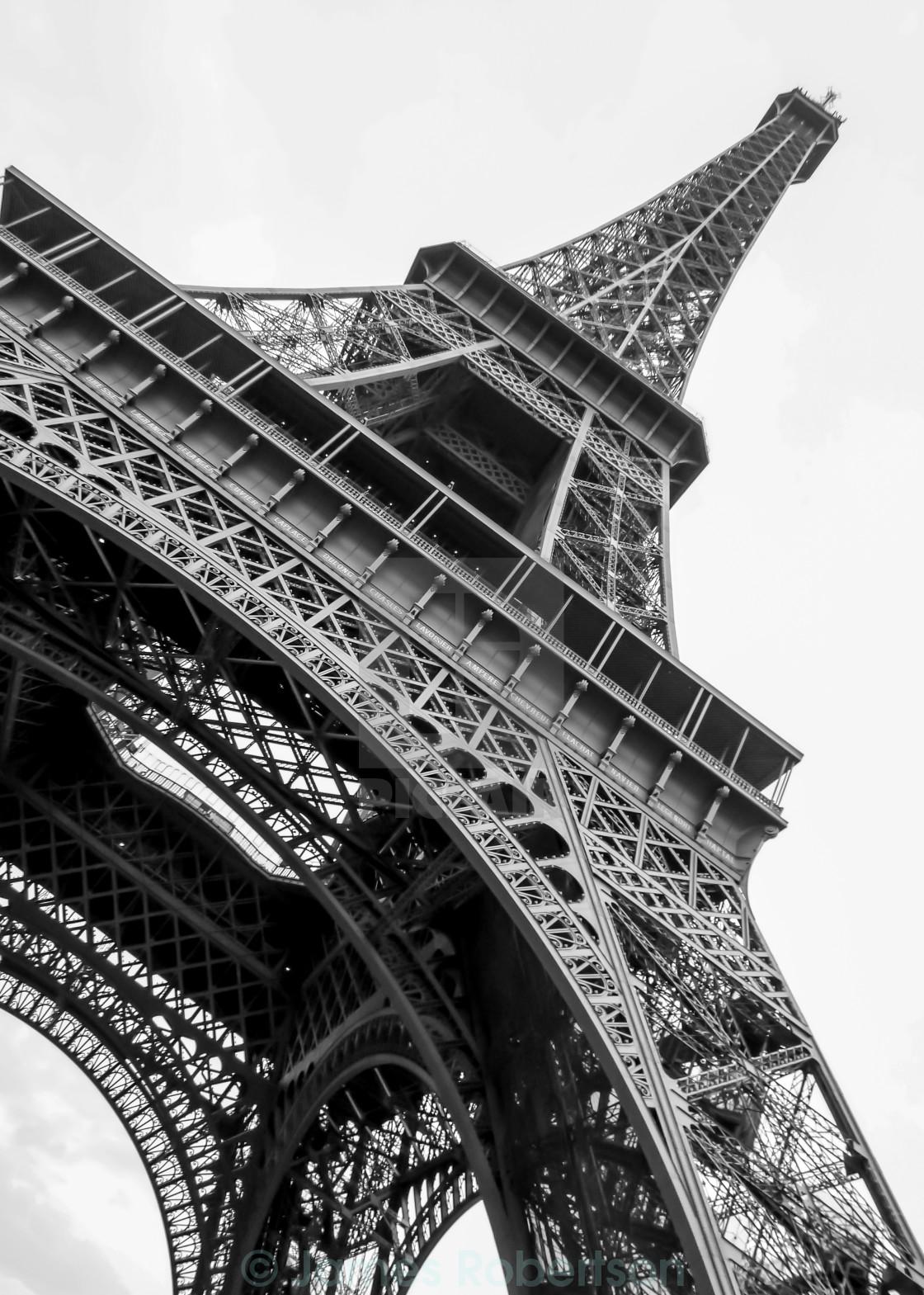 """Eifel Tower"" stock image"