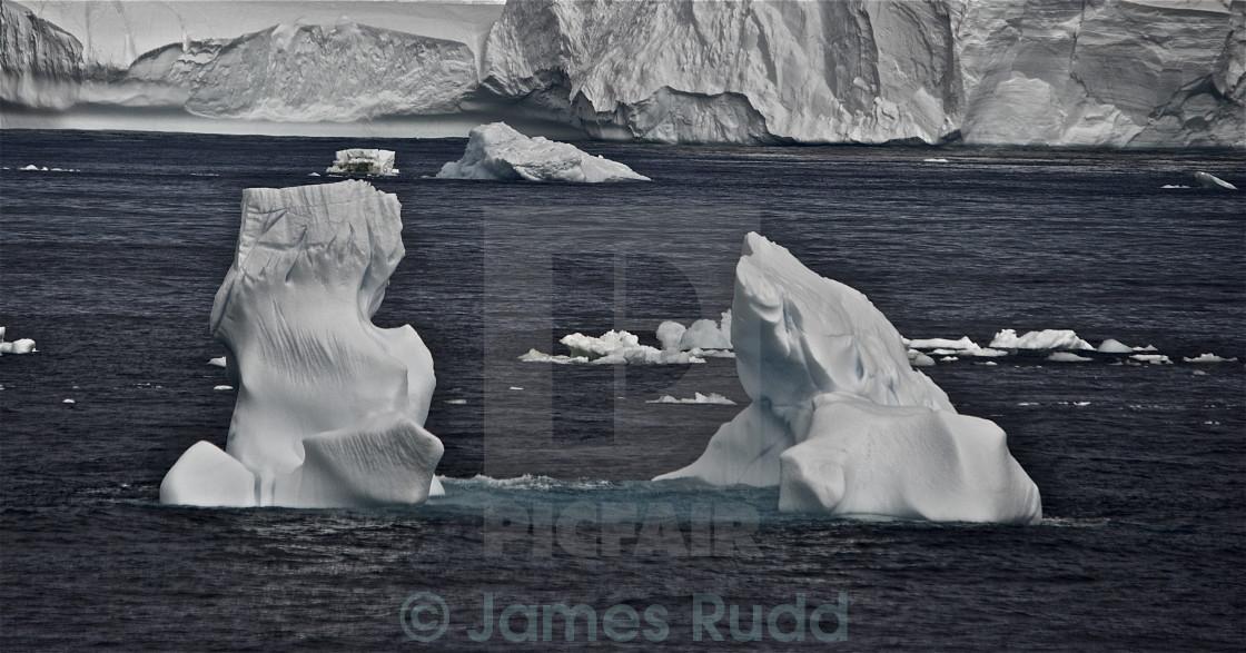 """Iceberg"" stock image"