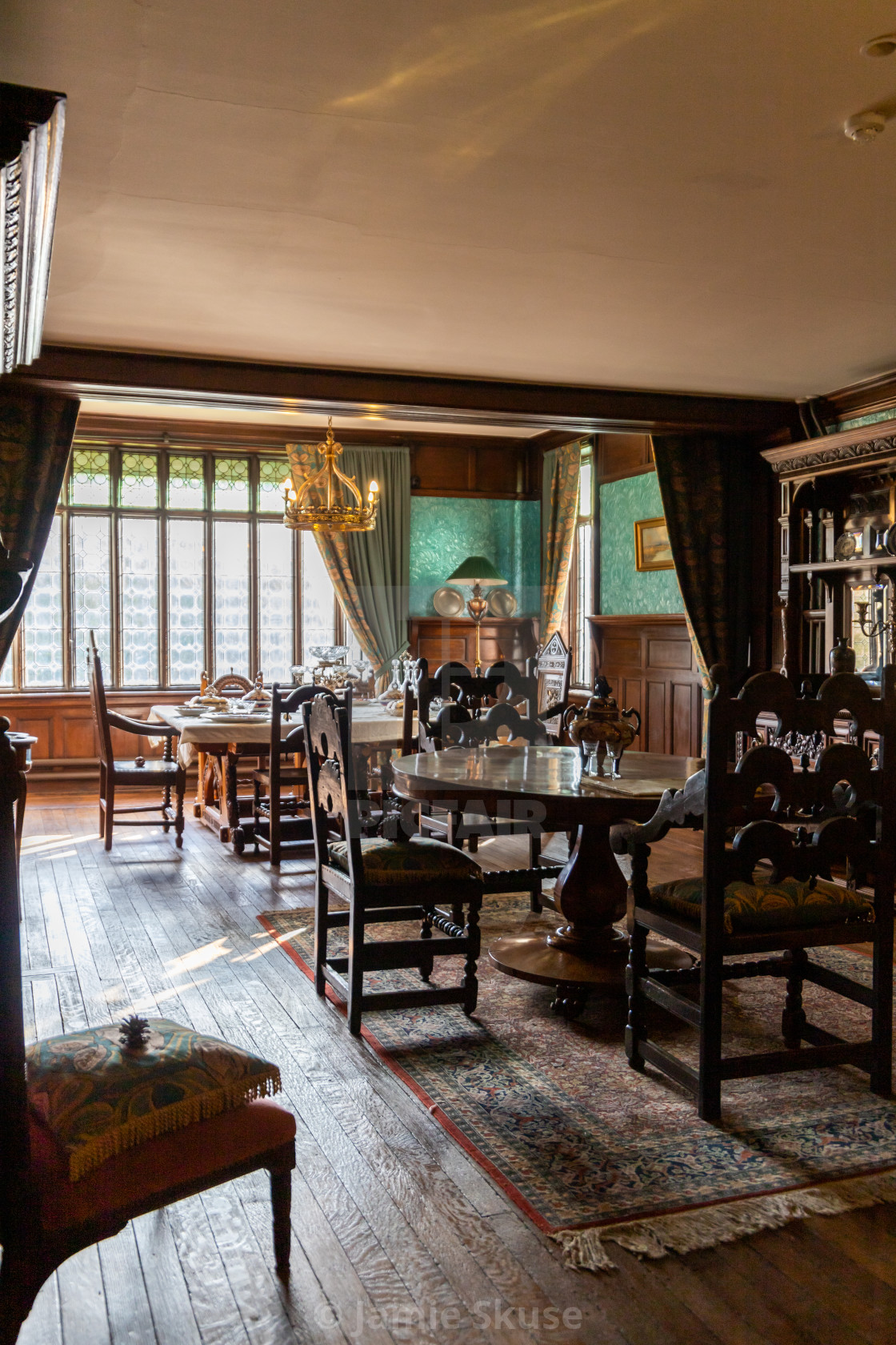 Victorian Dining Room License, Victorian Dining Room