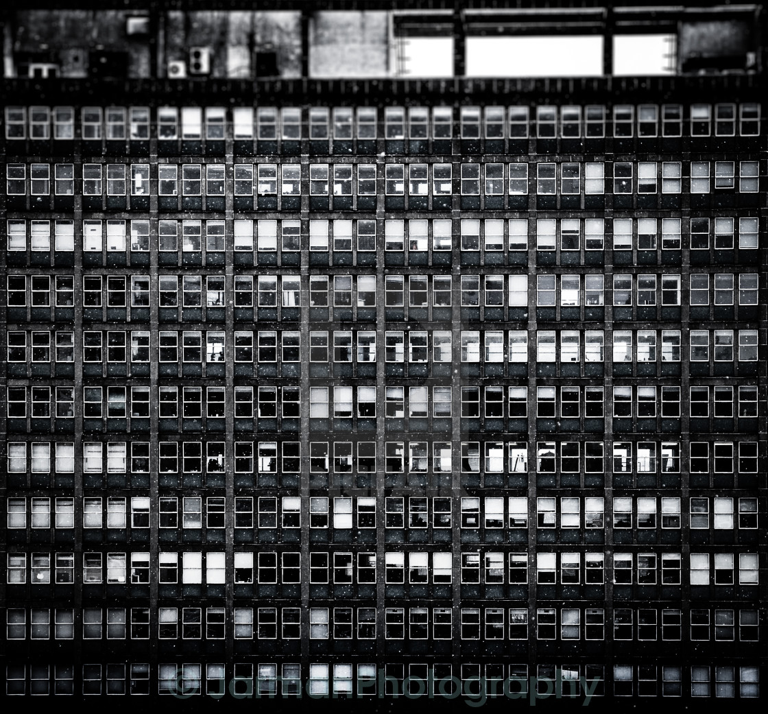 """330 Windows"" stock image"