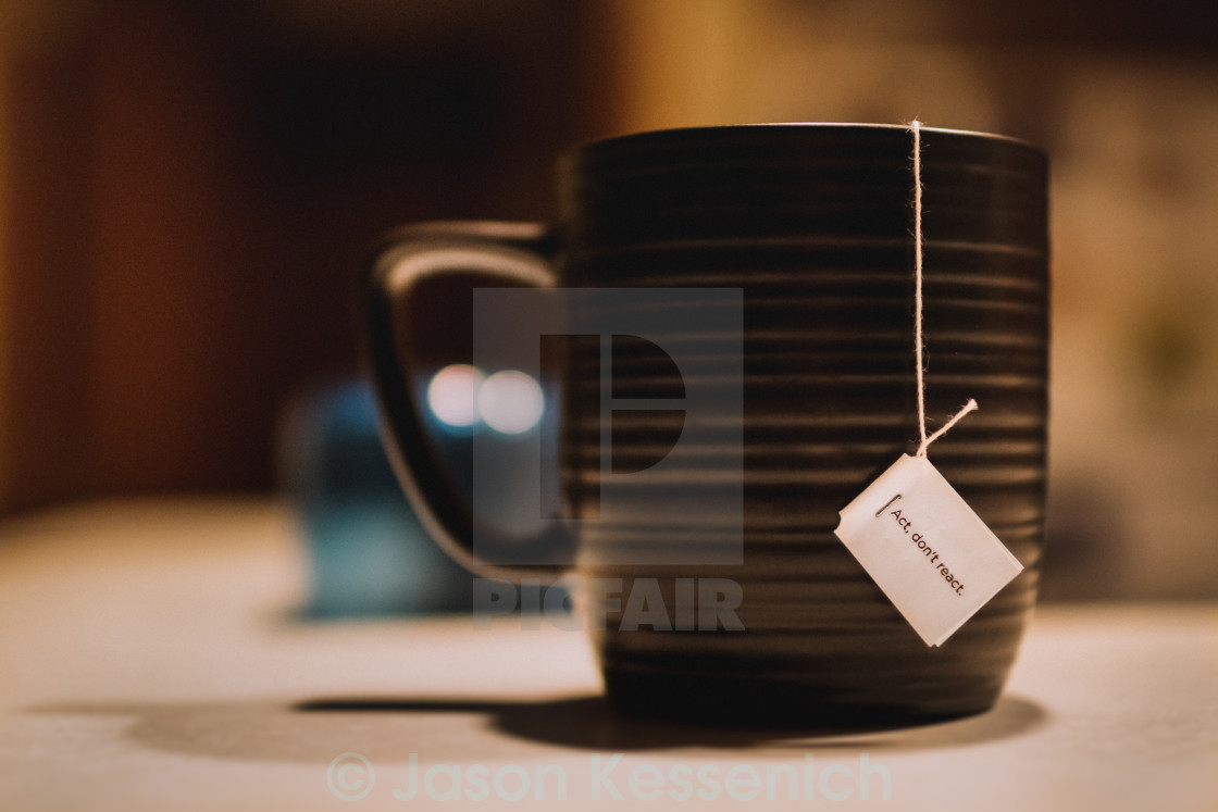 """Tea Time"" stock image"