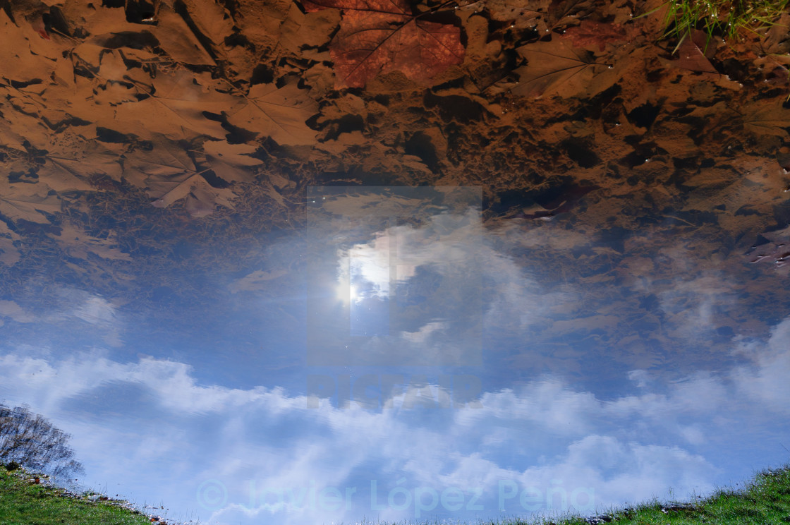 """Underworld landscape"" stock image"