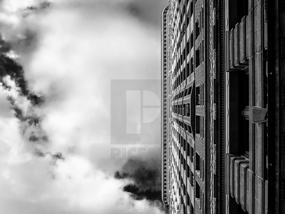 """Flatiron, Manhattan"" stock image"