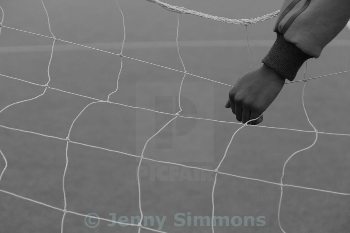 """Goal"" stock image"