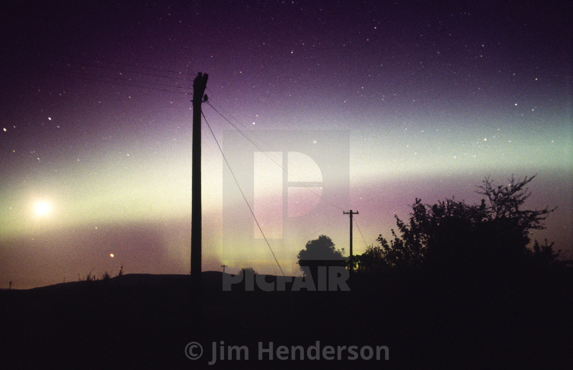 Aurora The Ley - License, download or print for £31 00