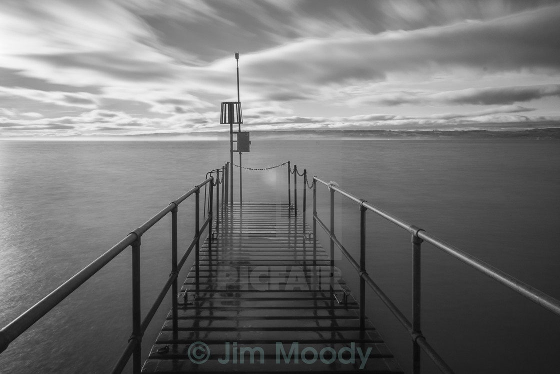 """Jetty 2"" stock image"