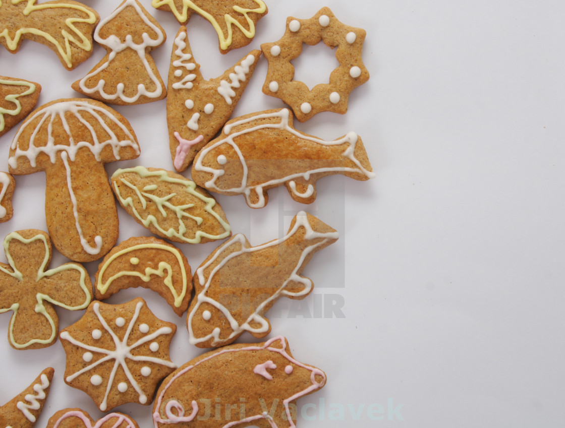 Czech Christmas Cookies License Download Or Print For 1 24
