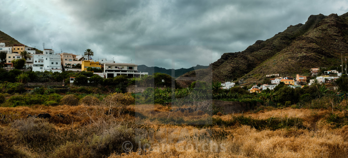 Surroundings Of Igueste De San Andres Tenerife License Download