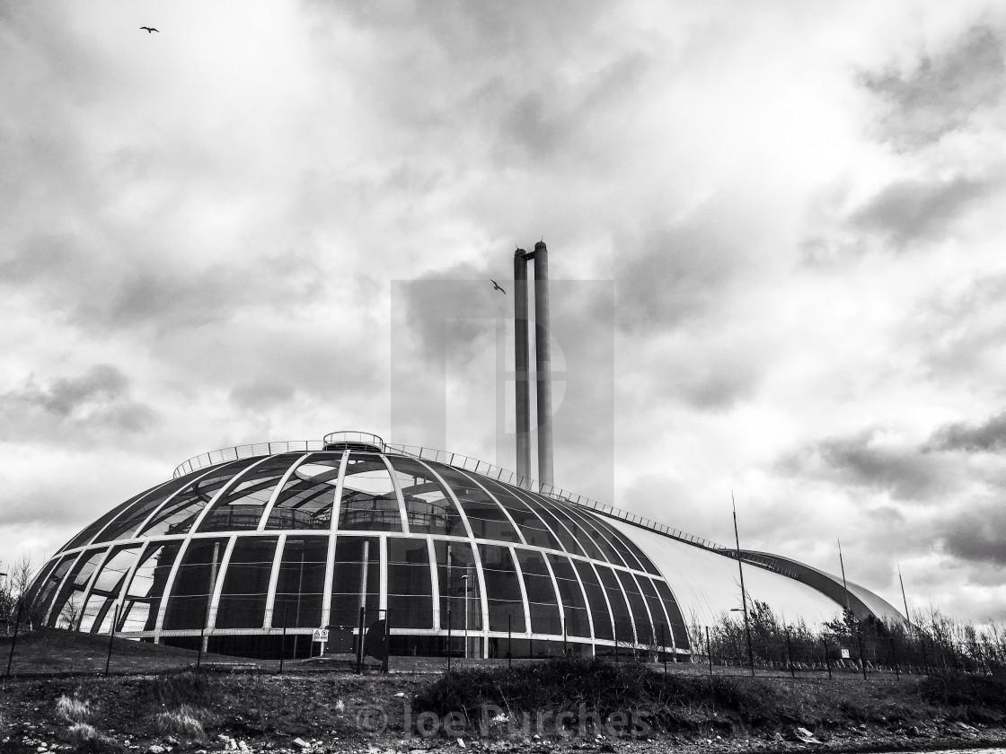 Waste incinerator Newhaven