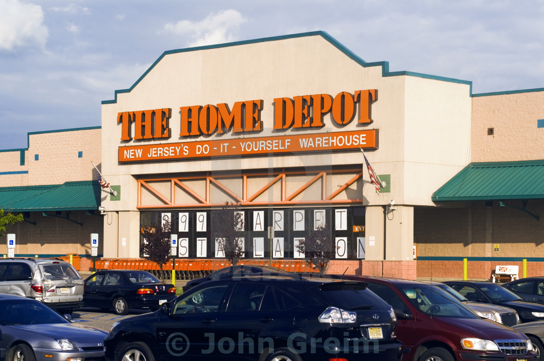 Home depot hardware store new jersey usa license for 1240 on home depot hardware store new jersey usa stock image solutioingenieria Images