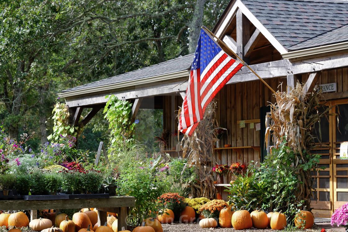 Morning Glory Farm Stand Edgartown Martha S Vineyard Massachusetts Usa License Download Or Print For 22 32 Photos Picfair