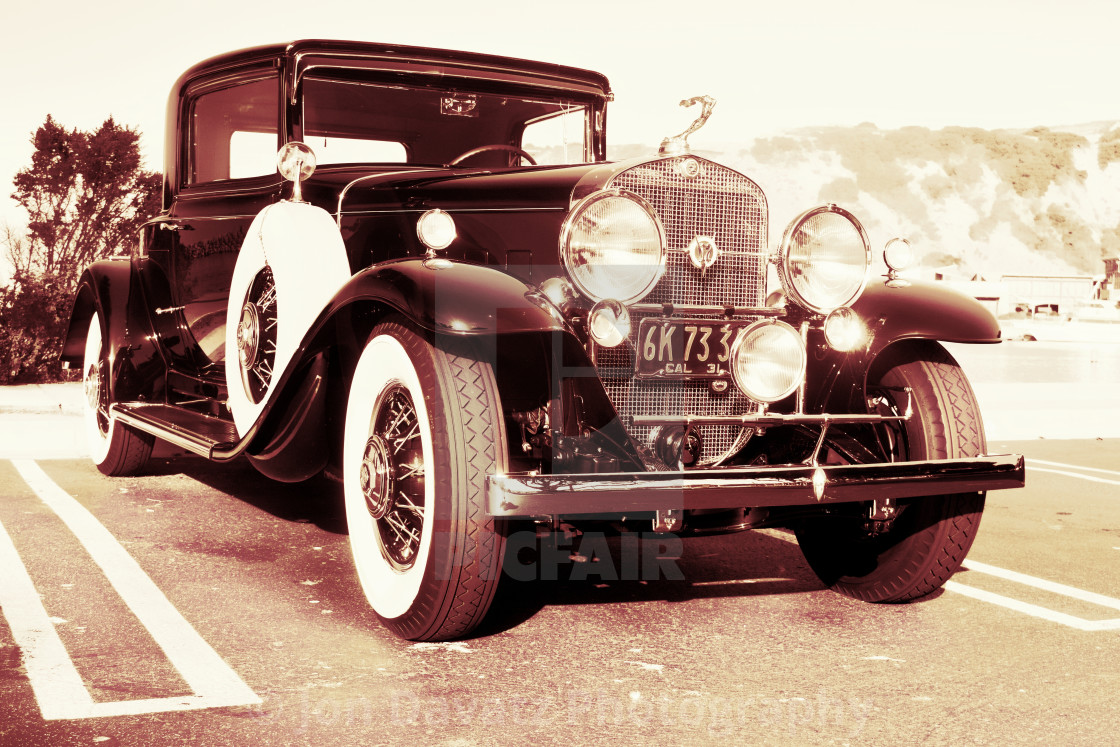 Vintage Caddy - License, download or print for £12 40 | Photos | Picfair