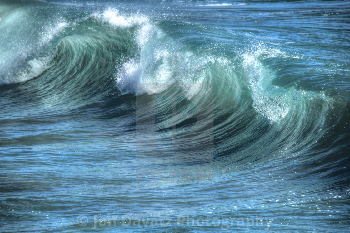 """Wave Collection"" stock image"