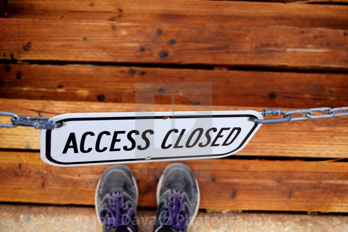 Access Closed