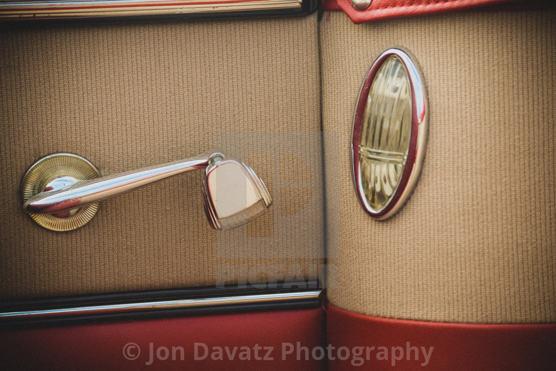 """""""Chrysler Town & Country"""" stock image"""