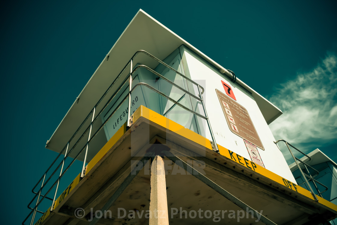Lifeguard Tower #7