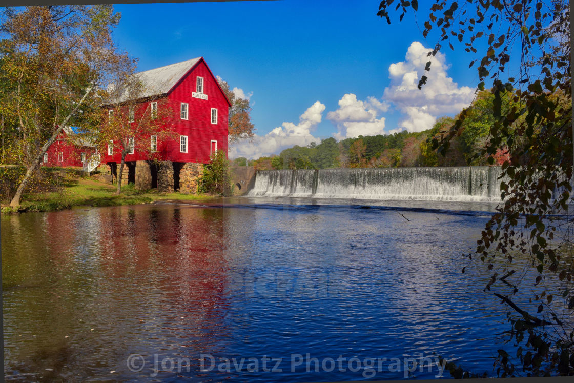 Starr's Mill - Georgia