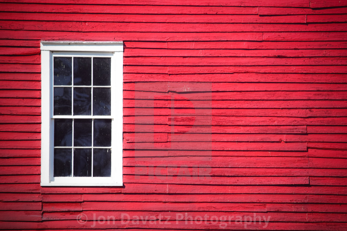 """Starr's Mill - Windows"" stock image"