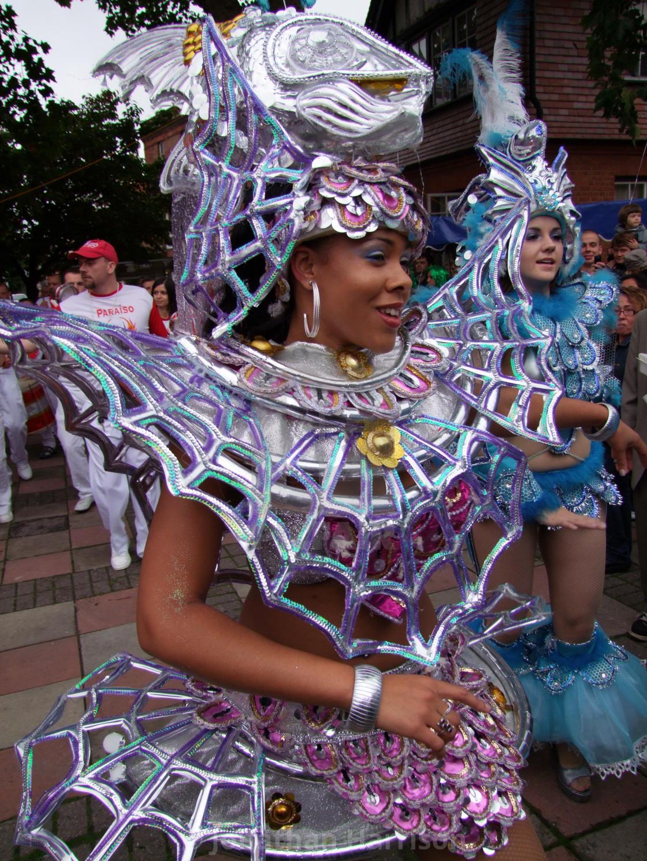 Dancers of Paraiso School of Samba 2008 - License, download or print