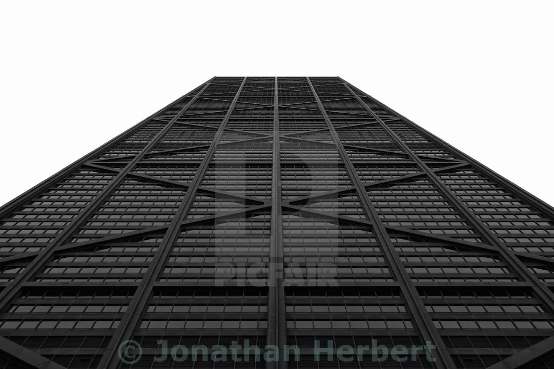 """John Hancock Building"" stock image"