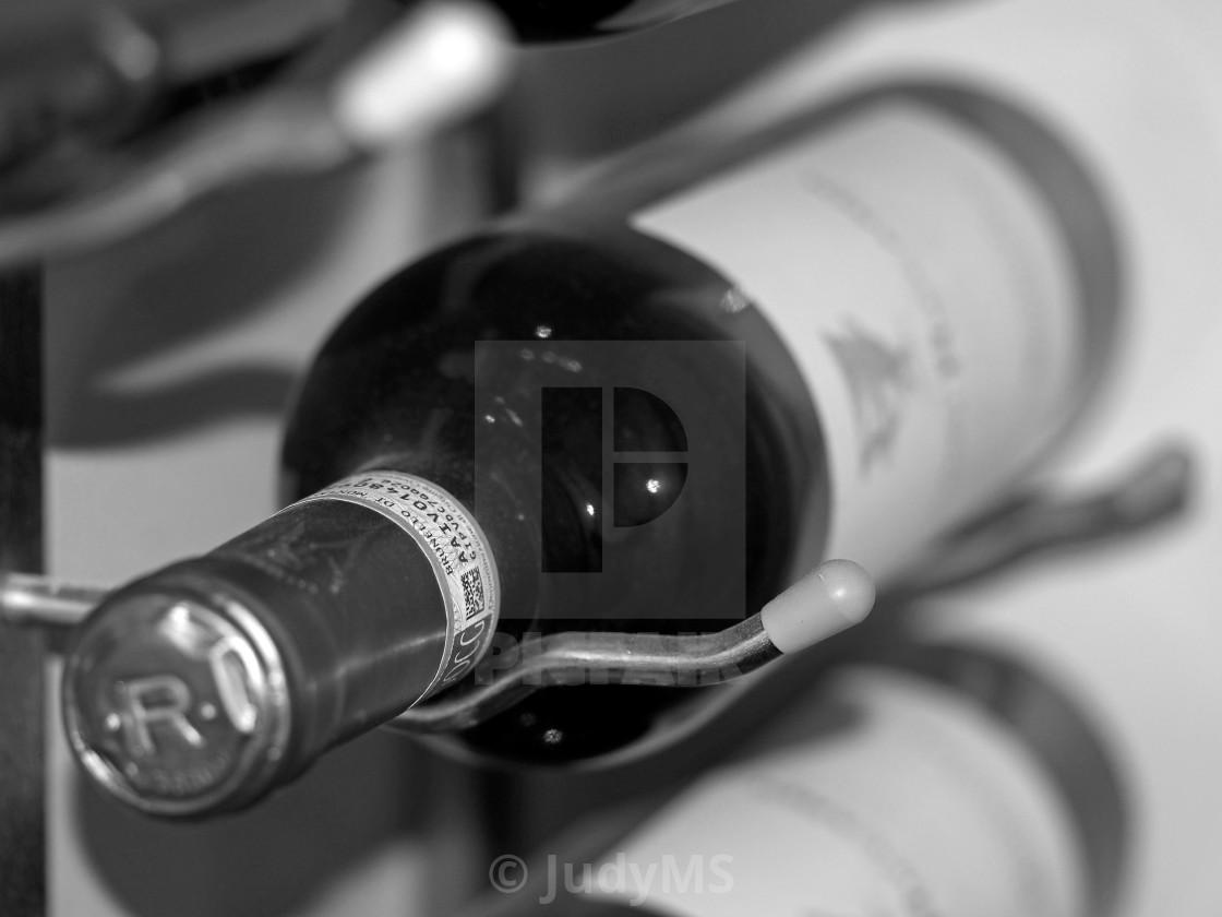 """""""Wine?"""" stock image"""