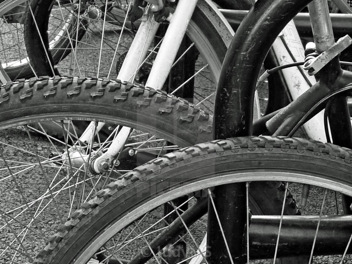"""Tyres"" stock image"