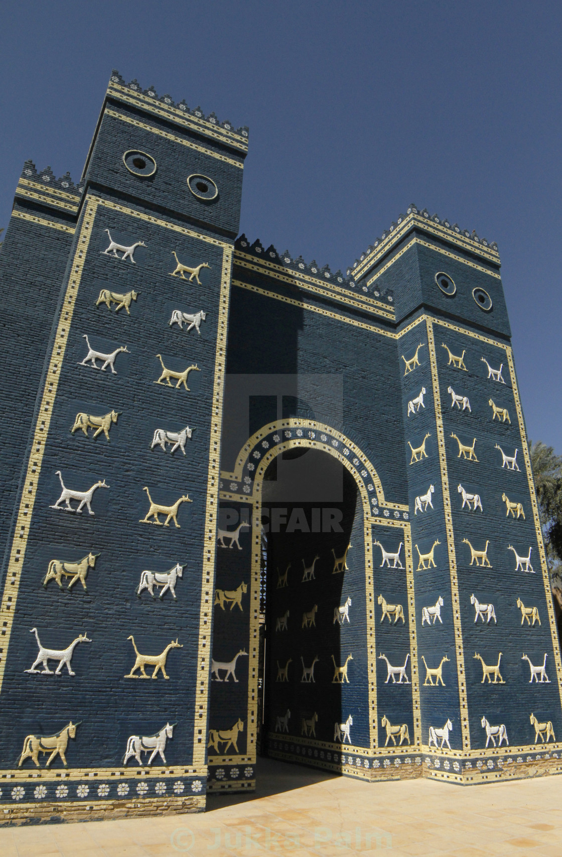 Ancient babylon, iraq license, download or print for £18. 60.